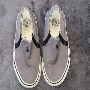 Men's Polo Ralph Lauren slip on shoes